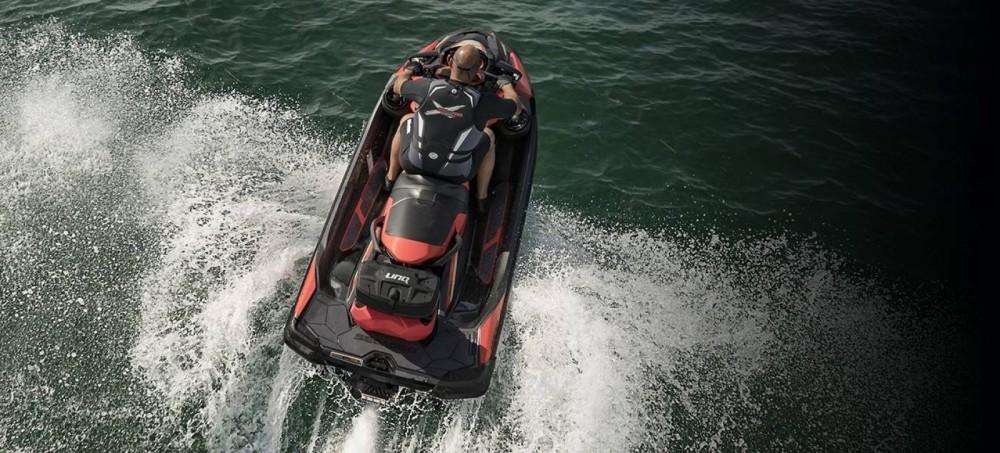 Rental yacht Mandelieu-la-Napoule - Seadoo Seadoo RXT-X RS 300 / 2020 on SamBoat