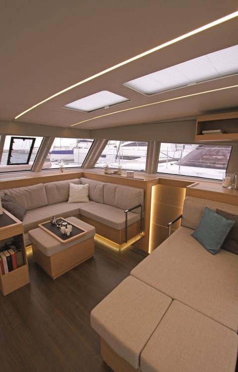 Boat rental Torre del Greco cheap Nautitech 46 Fly