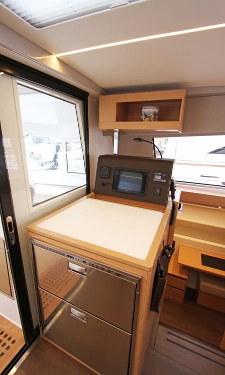 Rental yacht Torre del Greco - Bavaria Nautitech 46 Fly on SamBoat