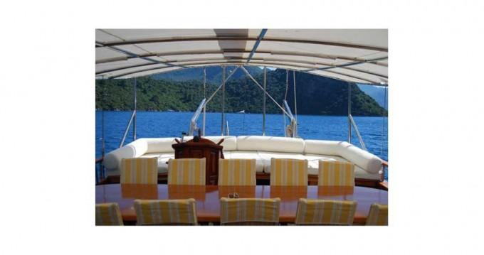Rental yacht Marmaris - Gulet Ketch - luxe on SamBoat