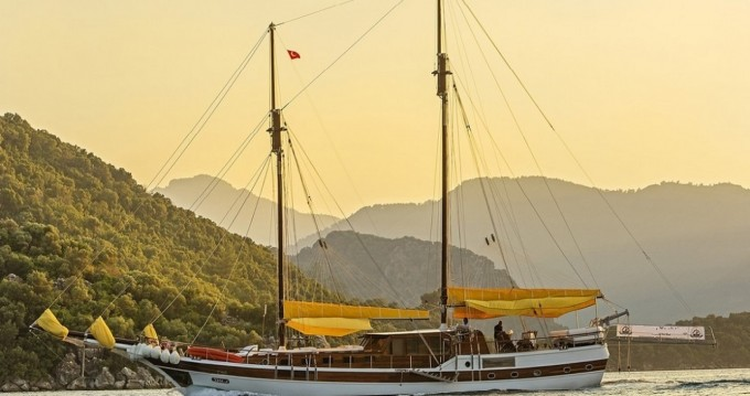 Rental yacht Bodrum - Gulet Ketch - luxe on SamBoat