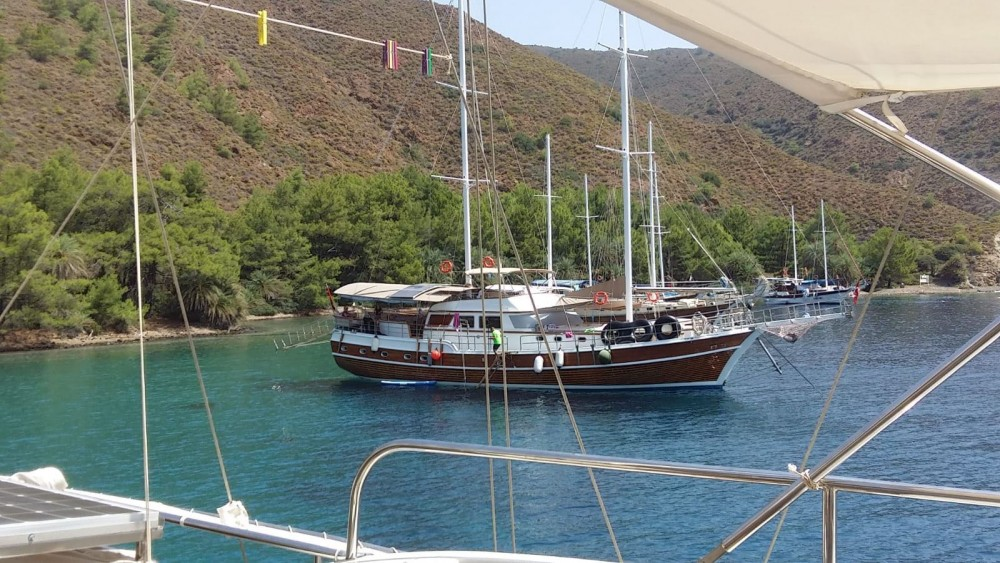 Rental Sailboat in  - Gulet Ketch - Luxe