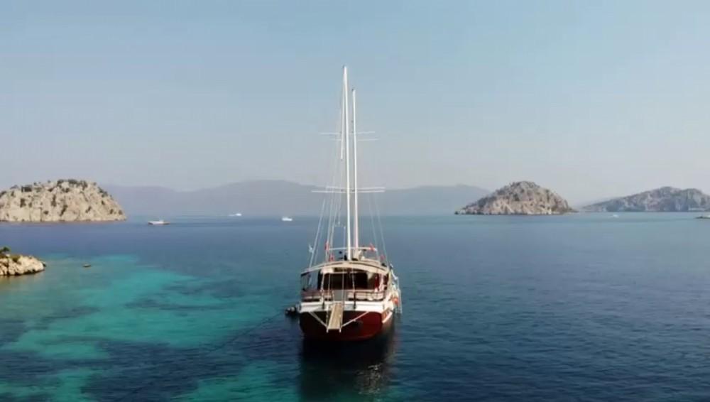 Boat rental Aegean Region cheap Ketch - Luxe