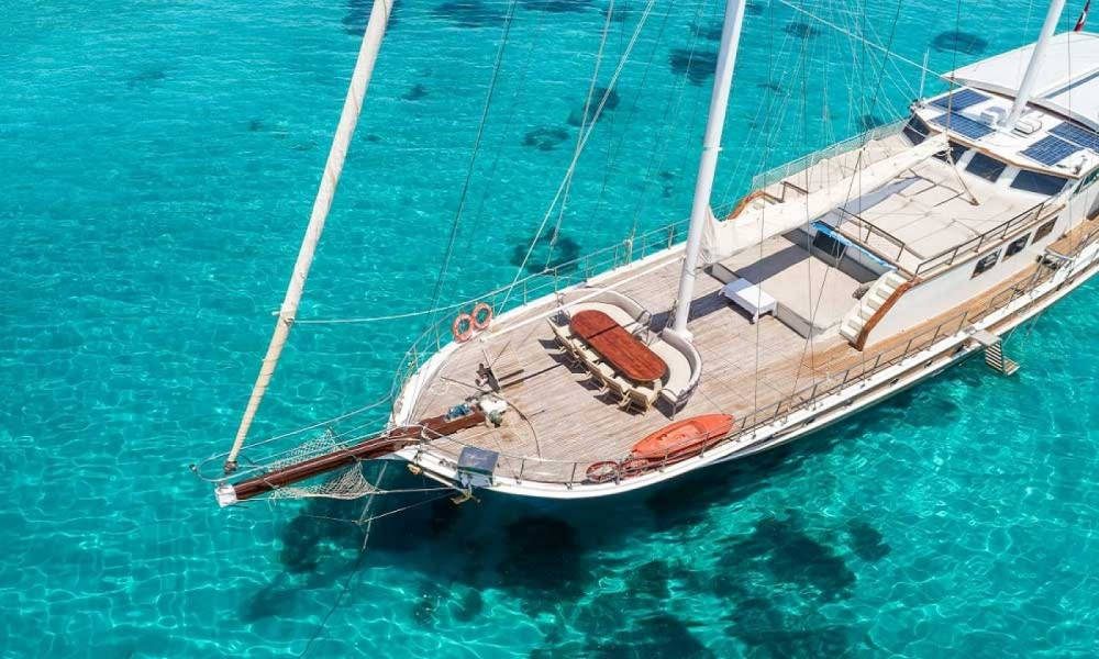 Boat rental Gulet Ketch - Luxe in Aegean Region on Samboat