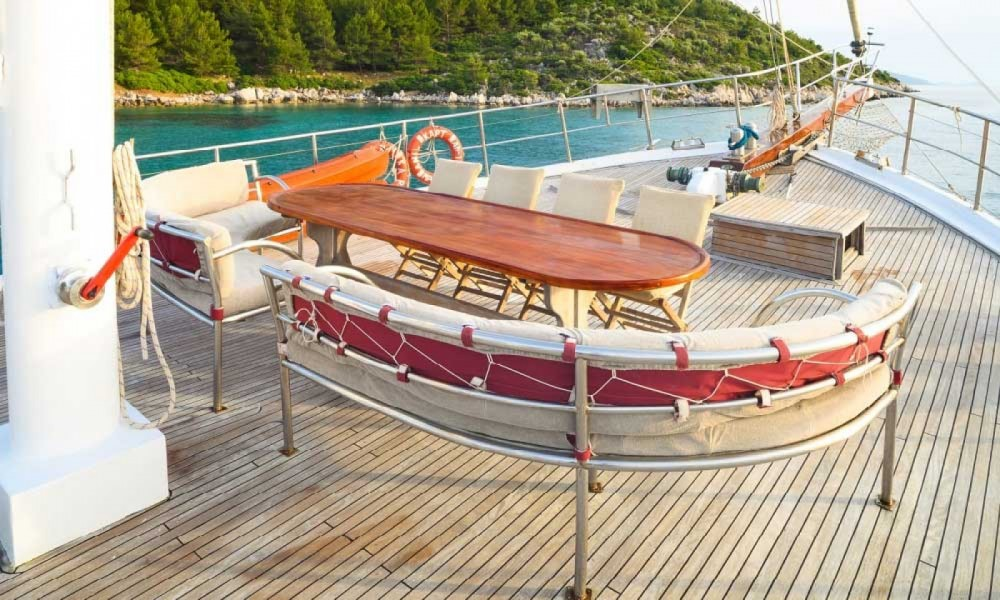 Boat rental Aegean Region cheap Ketch - Luxe