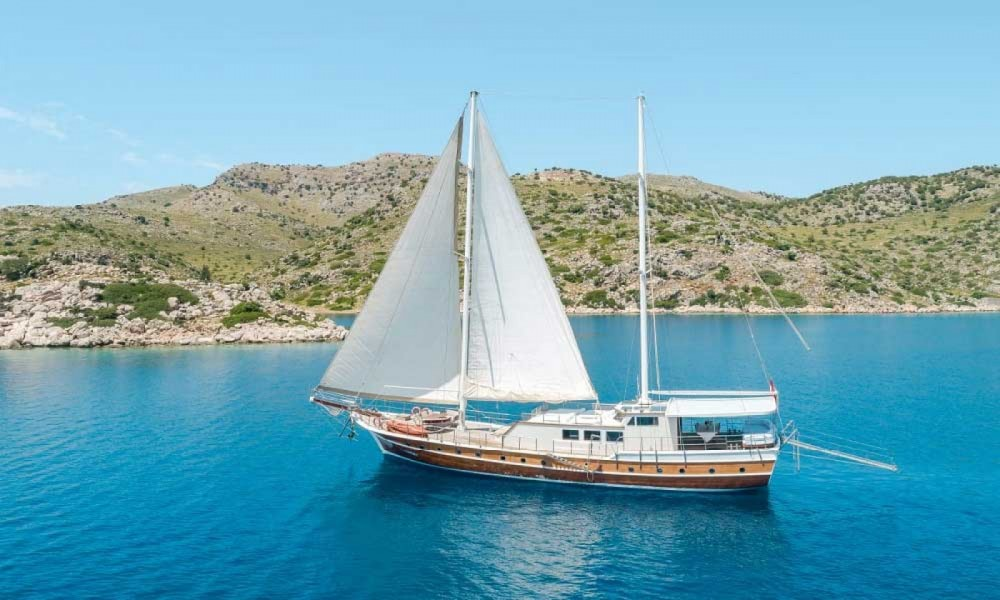 Rental Sailboat in Aegean Region - Gulet Ketch - Luxe