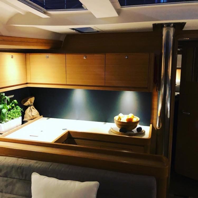 Rental Sailboat in Ajaccio - Dufour Dufour 500 Grand Large