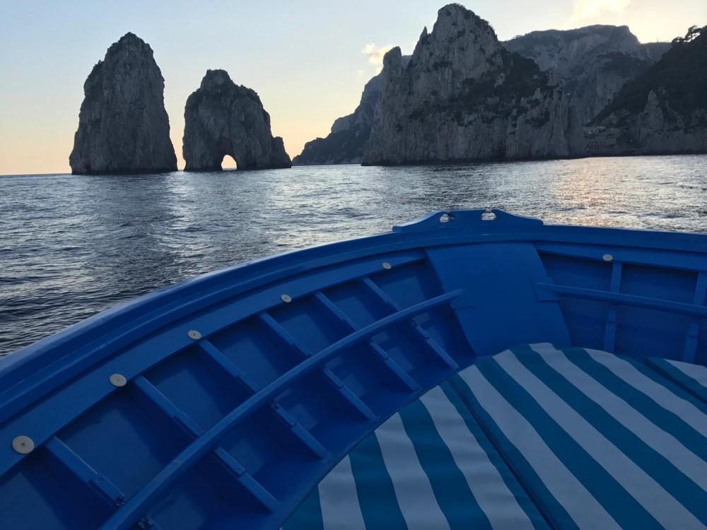 Rental yacht Campania - Fratelli Aprea Carlo conny 10.50 cabinato on SamBoat