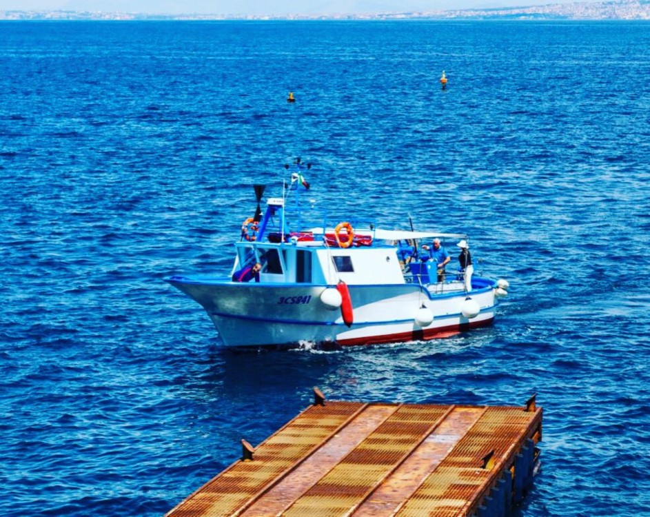Rental Motor boat Fratelli Aprea with a permit