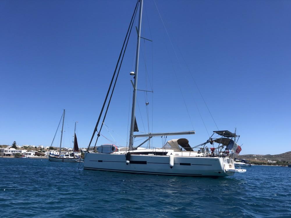 Boat rental Ajaccio cheap Dufour 500 Grand Large