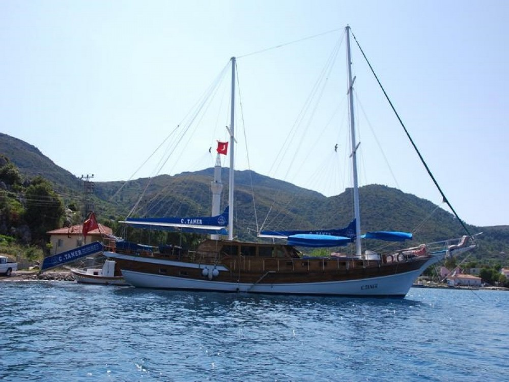 Rental yacht Aegean Region - Gulet Ketch - Luxe on SamBoat