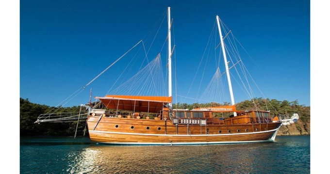 Boat rental Gulet Ketch - luxe in Marmaris on Samboat