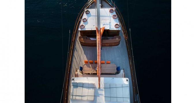 Boat rental Marmaris cheap Ketch - luxe