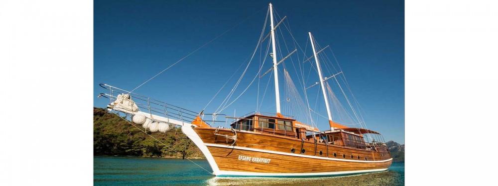 Boat rental Muğla cheap Ketch - Luxe