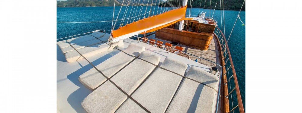Gulet Ketch - Luxe between personal and professional Muğla