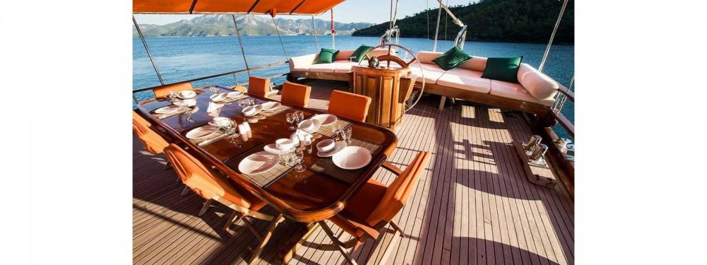 Boat rental Gulet Ketch - Luxe in Muğla on Samboat