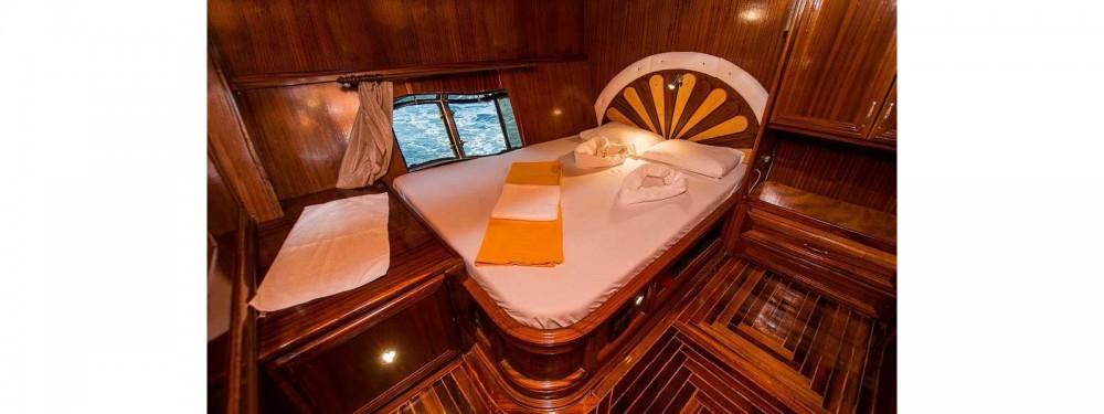 Rental Sailboat in Muğla - Gulet Ketch - Luxe