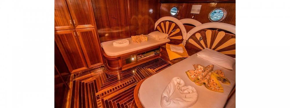 Rental yacht Muğla - Gulet Ketch - Luxe on SamBoat