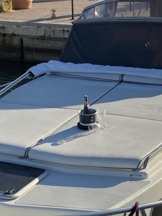 Boat rental Bari cheap 100 open