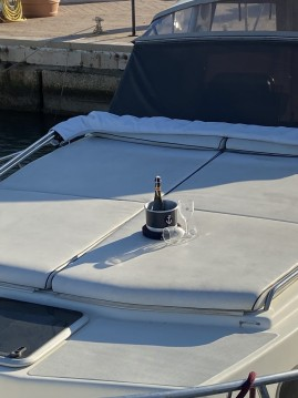 Menorquin-Yachts 100 open between personal and professional Bari
