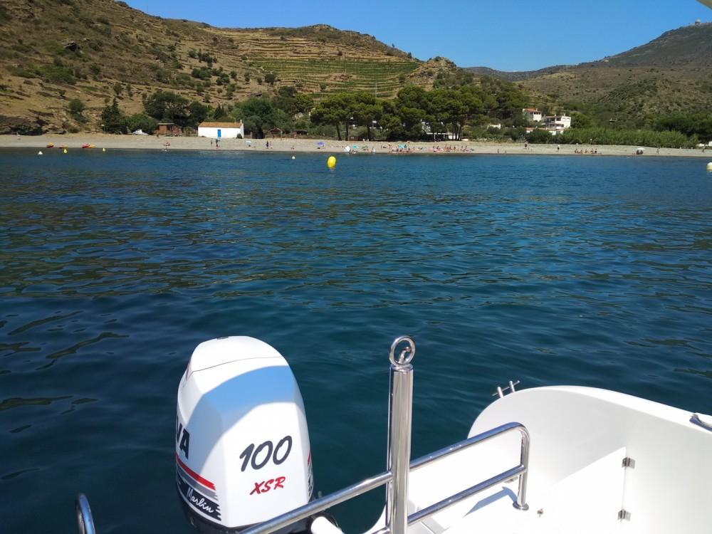 Boat rental Roses cheap 5.80