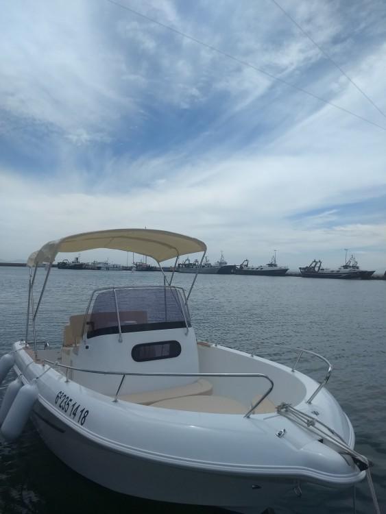 Rental yacht Roses - Texas 5.80 on SamBoat