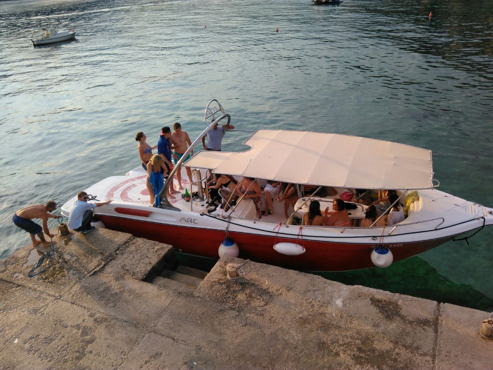 Hire Motor boat with or without skipper Mercan Dubrovnik