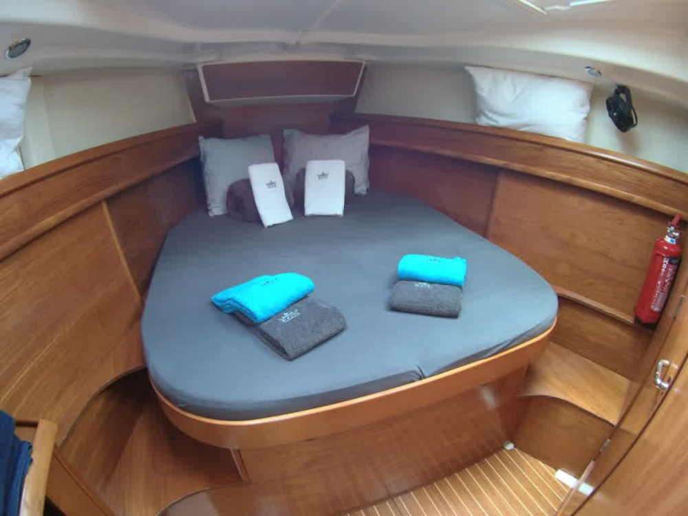 Rental yacht Gouvia - Jeanneau Sun Odyssey 45 on SamBoat