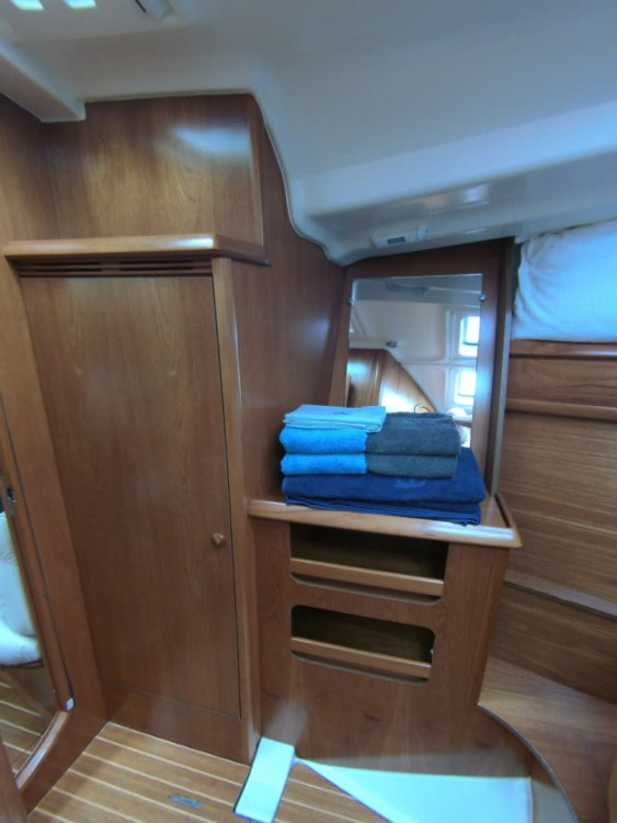Boat rental Jeanneau Sun Odyssey 45 in Gouvia on Samboat