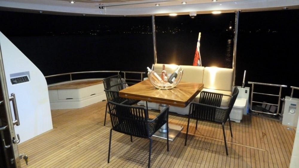 Rent a Trawler Yacht Ibiza