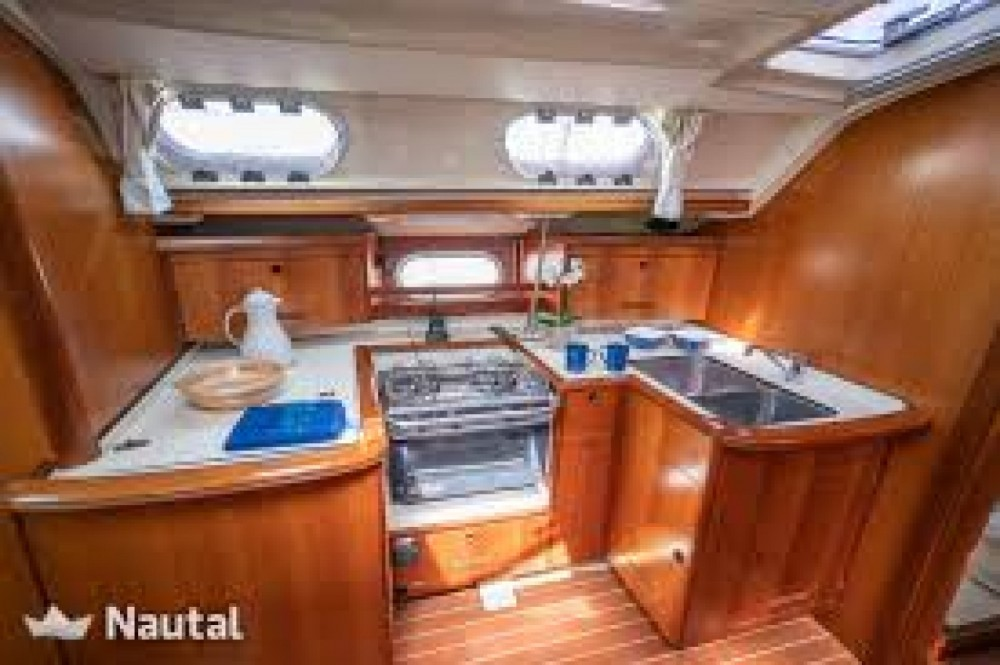 Rental yacht Nuuk - Dufour Gib Sea 43 on SamBoat