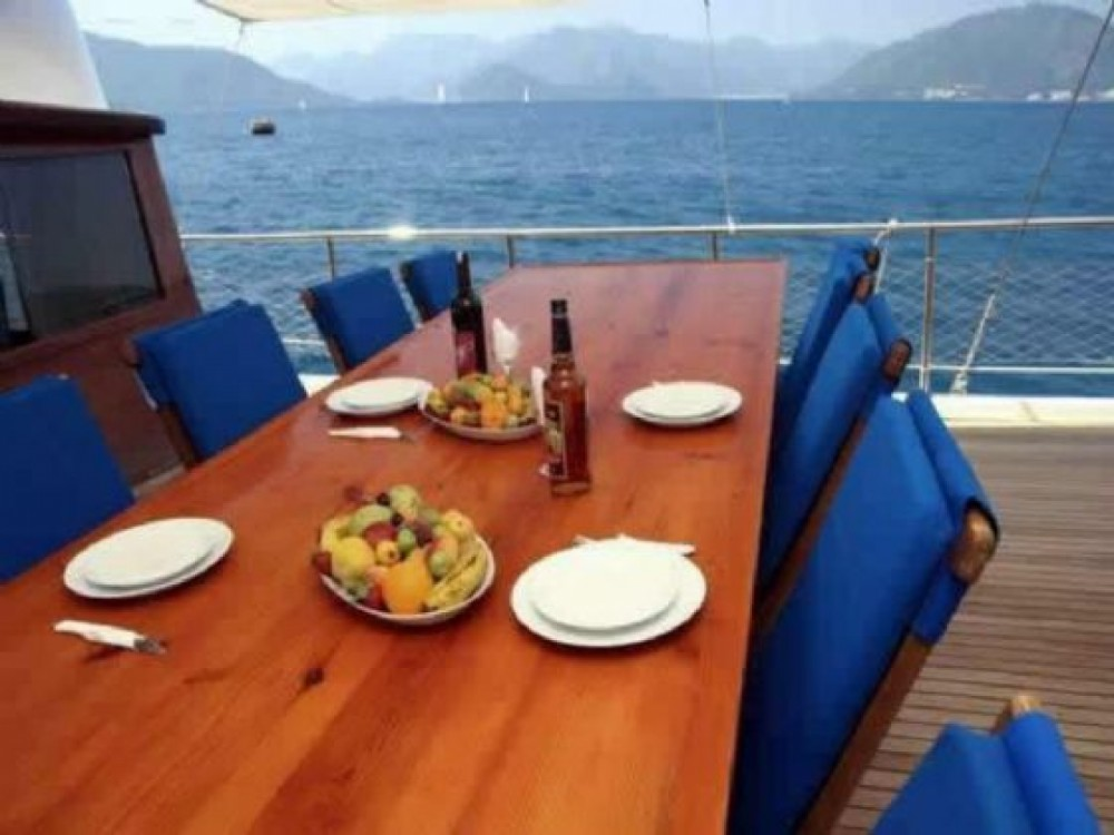 Rental yacht Muğla - Gulet Ketch - Luxe on SamBoat