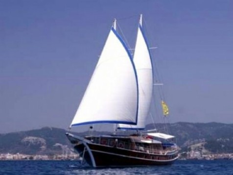 Gulet Ketch - luxe between personal and professional Marmaris