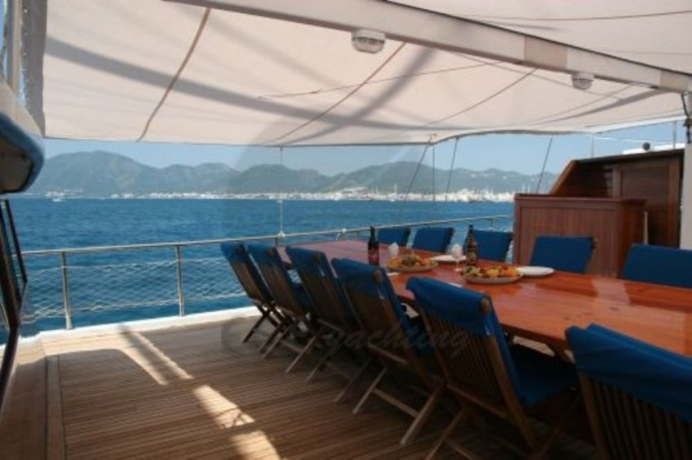 Boat rental Muğla cheap Ketch - Luxe