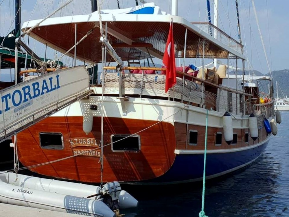 Boat rental Gulet Ketch - Luxe in Muğla on Samboat