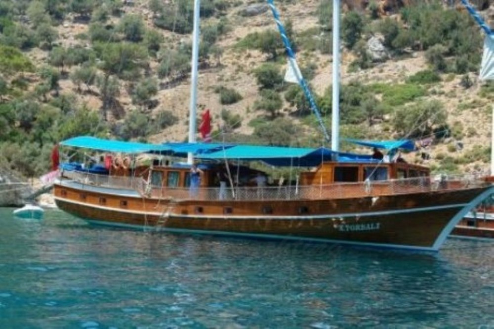 Rental Sailboat in Muğla - Gulet Ketch - Luxe