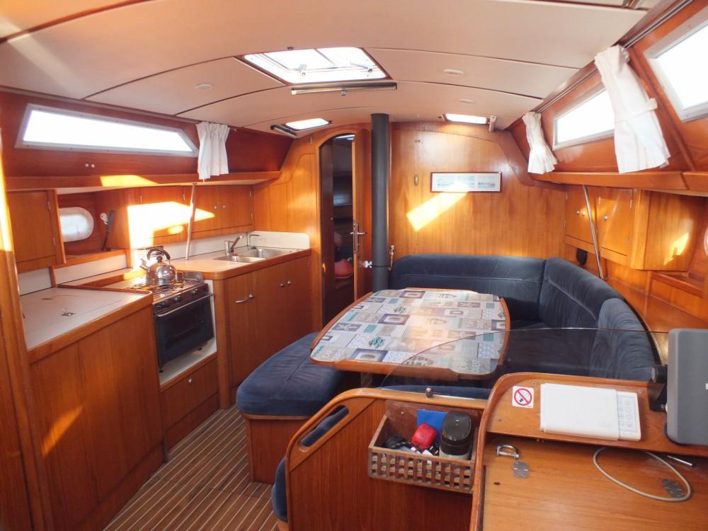 Rental yacht Arzal - Jeanneau Sun Odyssey 37.1 on SamBoat
