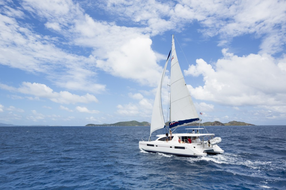 Hire Catamaran with or without skipper Leopard Mueang Phuket