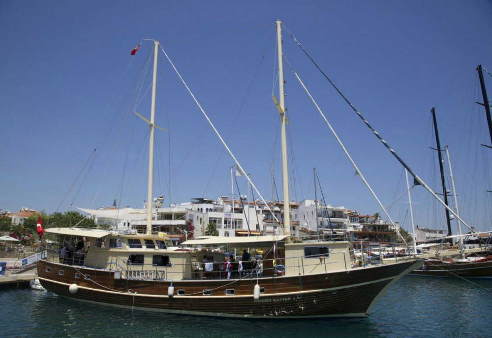 Rental Sailboat in Muğla - Gulet Gulet - Luxe