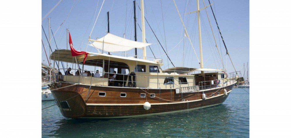 Rental yacht Muğla - Gulet Gulet - Luxe on SamBoat