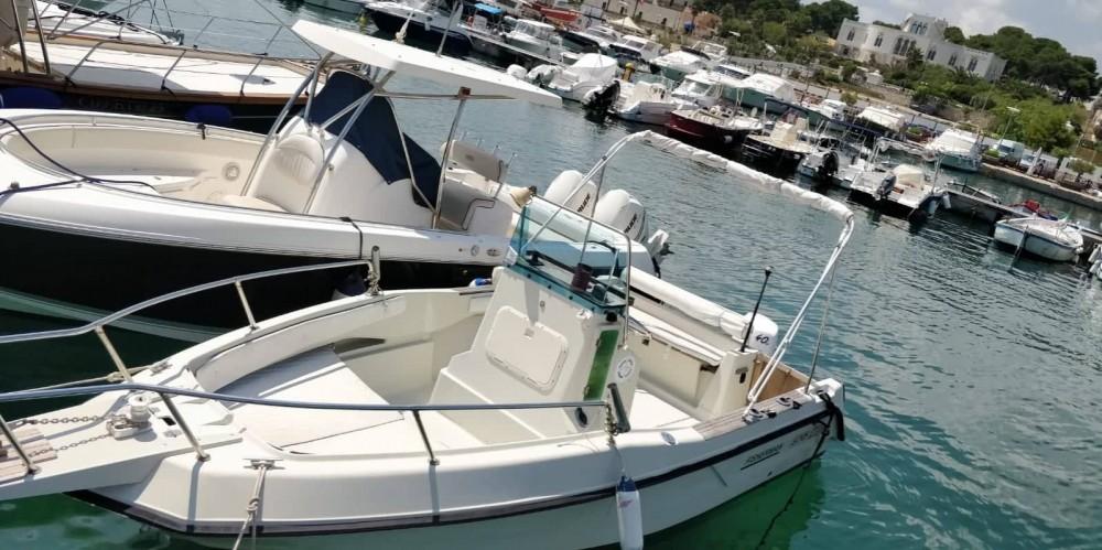 Rent a Elan Elan Fisherman  Santa Maria di Leuca
