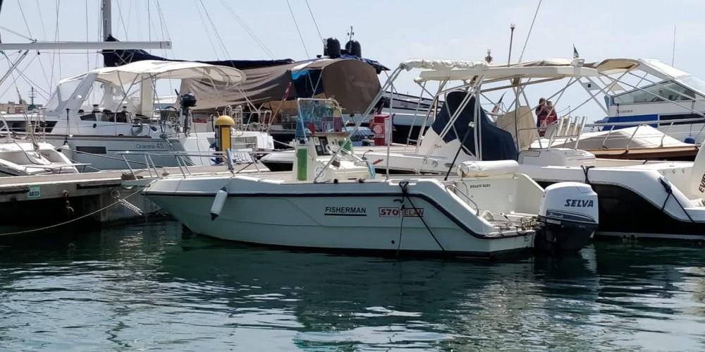 Hire Motor boat with or without skipper Elan Santa Maria di Leuca