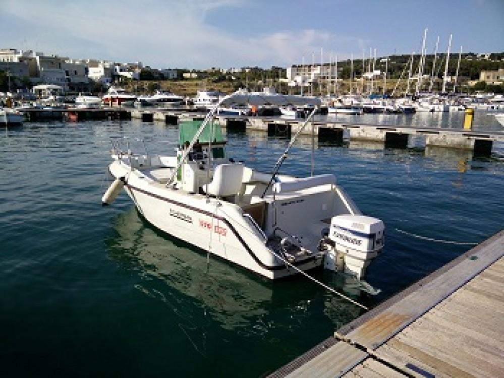 Boat rental Santa Maria di Leuca cheap Elan Fisherman