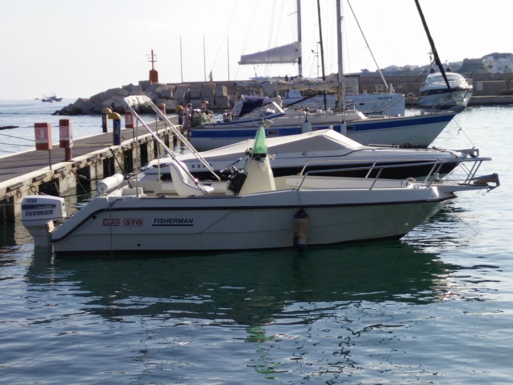 Rental yacht Santa Maria di Leuca - Elan Elan Fisherman  on SamBoat