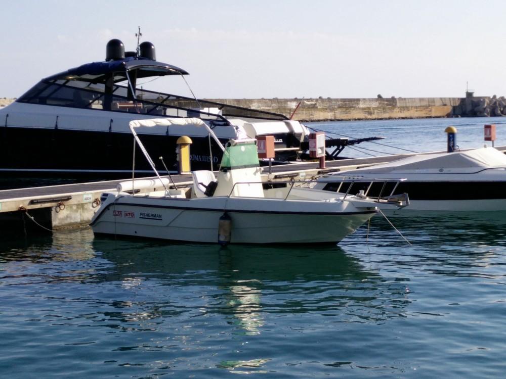 Boat rental Elan Elan Fisherman  in Santa Maria di Leuca on Samboat