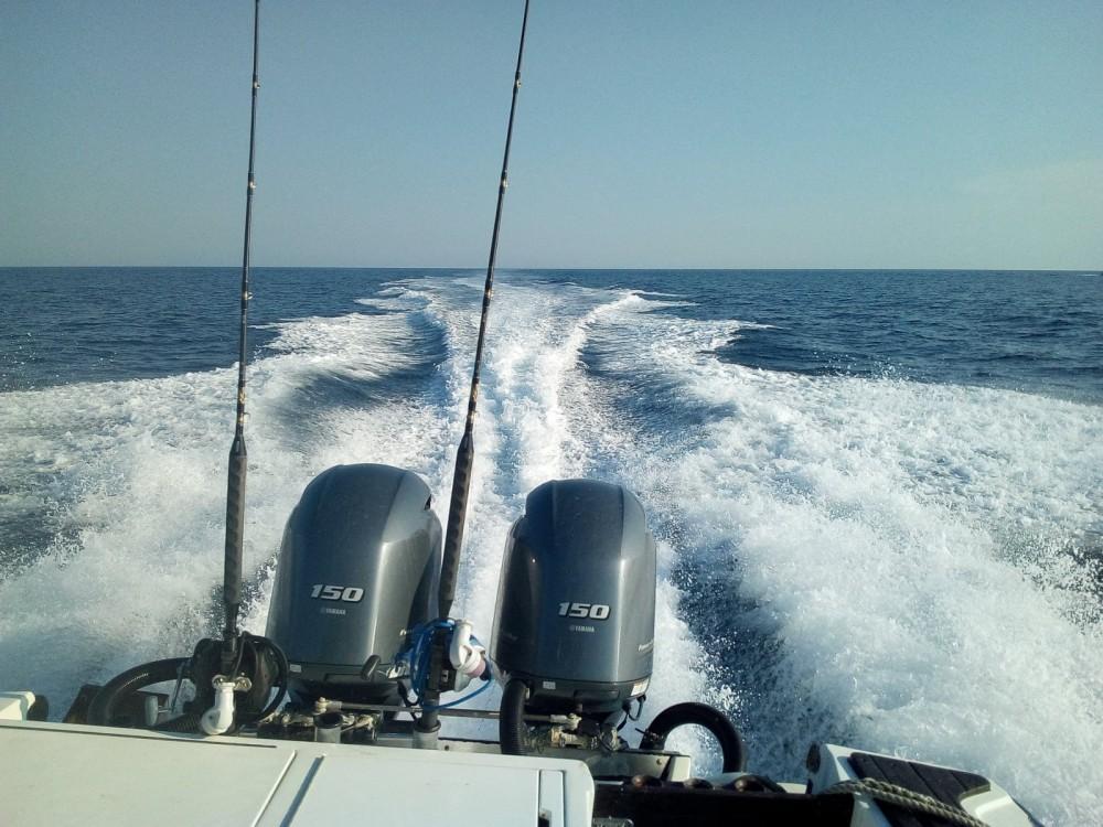 Rental yacht Salve - Boston Whaler fisherman on SamBoat