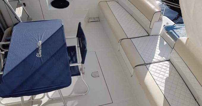 Rental yacht Leuca - Raffaelli Typhoon Fly 38 on SamBoat