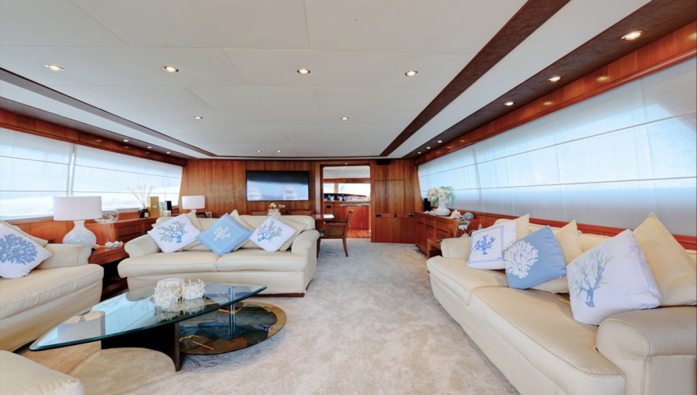 Hire Yacht with or without skipper CN Yacht Ibiza