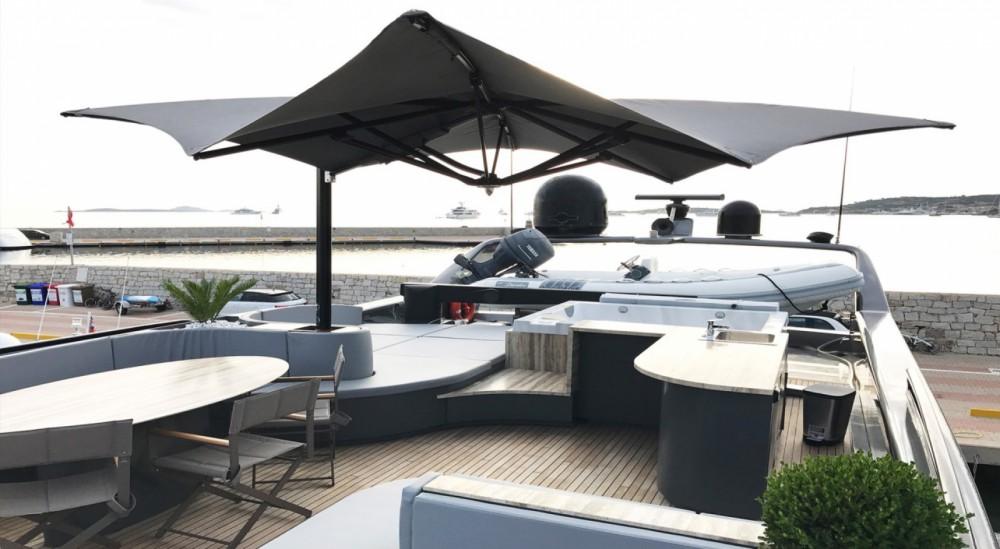 CN Yacht DAVIDON between personal and professional Ibiza