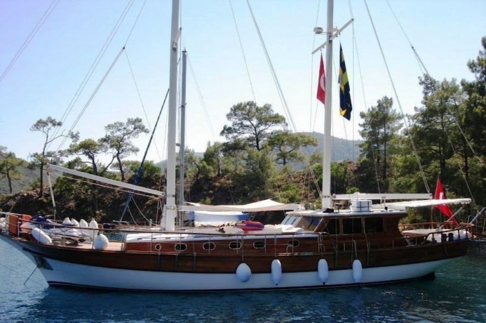 Rental Sailboat in Muğla - Gulet Gulet - Deluxe